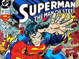 Superman: The Man of Steel Vol 1 27