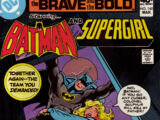 The Brave and the Bold Vol 1 160
