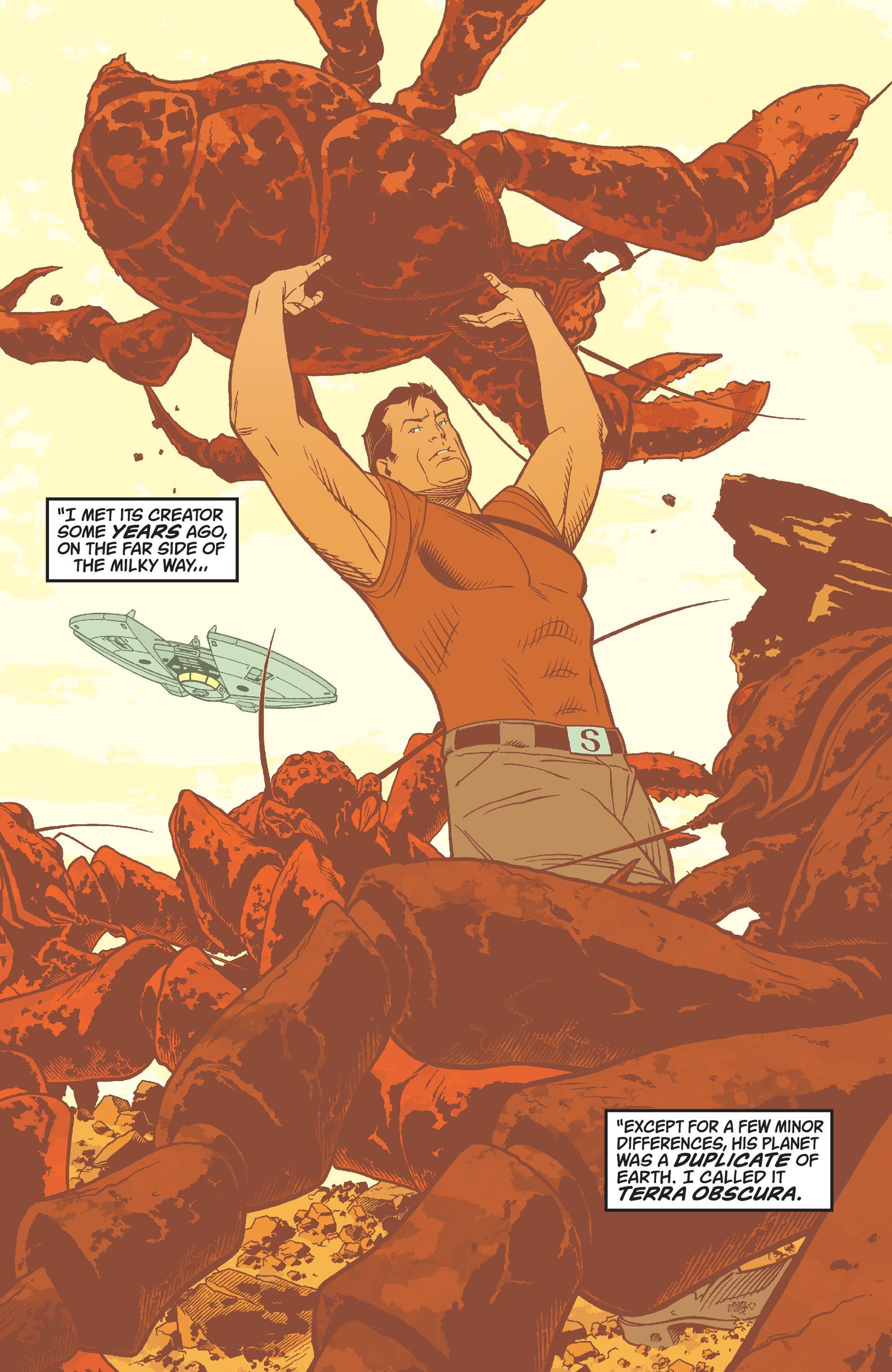 Doc Strange America/'s Best Comics #4 Photocopy Comic Book The Black Terror