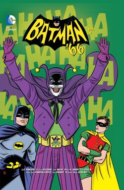 Cover for the Batman '66 Vol. 4 Trade Paperback