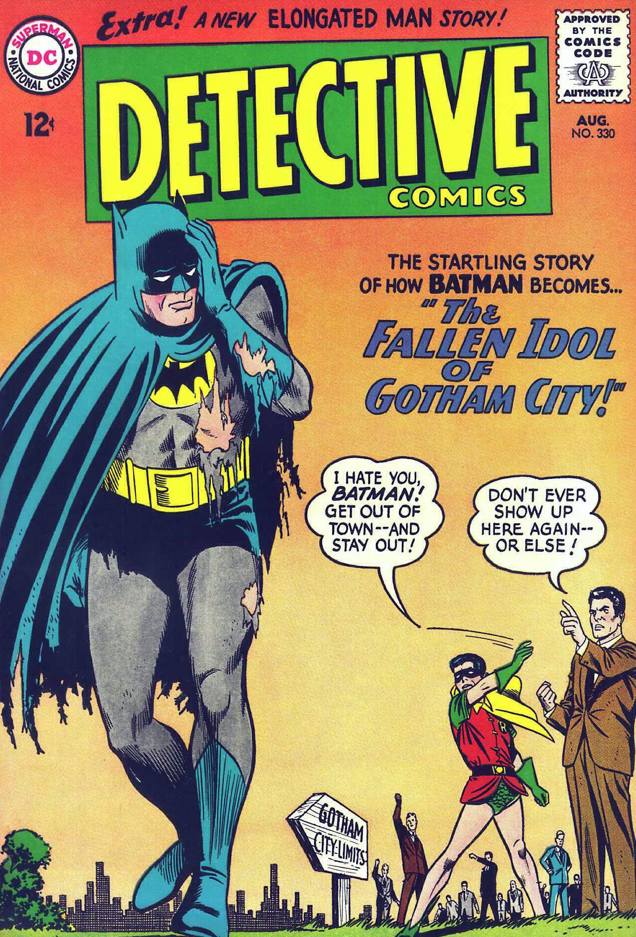 Detective Comics Vol 1 330 Dc Database Fandom