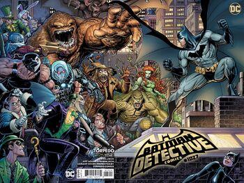 Torpedo Comics Exclusive Arthur Adams Wraparound Cover