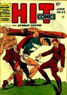 Hit Comics 22