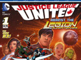 Justice League United Annual Vol 1 1