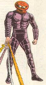 Starfinger the Legion of Super-Heroes villain