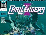 New Challengers Vol 1 2