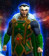 Ra's al Ghul DC Legends 0001