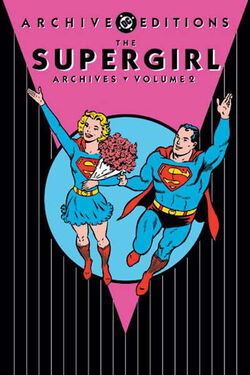 Cover for the The Supergirl Archives Vol. 2 Trade Paperback