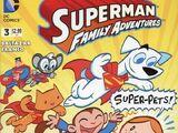 Superman Family Adventures Vol 1 3