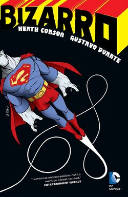 Cover for the Bizarro Trade Paperback