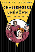 Challengers of the Unknown Archives Vol 1 2
