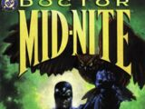 Doctor Mid-Nite Vol 1 1