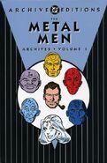 Metal Men Archives, Volume 1