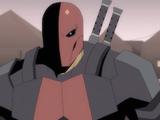 Slade Wilson (Deathstroke: Knights & Dragons)