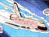 Space Shuttle Excalibur