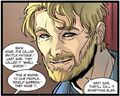 Steve Trevor DC Bombshells 0001
