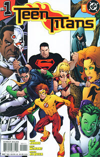 Teen Titans Vol 3 | DC Database | FANDOM powered by Wikia