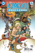 The Kamandi Challenge Vol 1 2