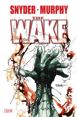 Cover for the The Wake Trade Paperback