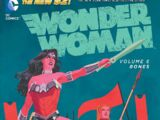 Wonder Woman: Bones (Collected)