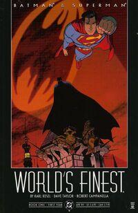 World's Finest Vol 3 1
