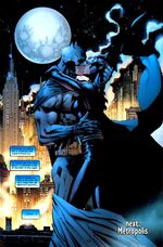 Batman and Catwoman share a kiss
