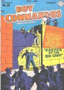 Boy Commandos 28