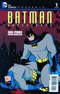 DC Comics Presents Batman Adventures Vol 1 1