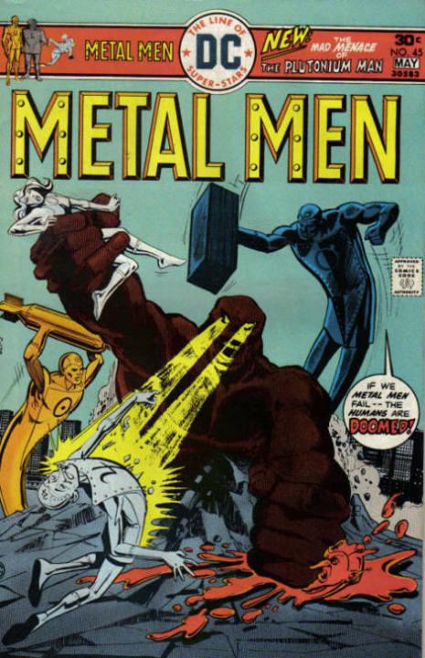 Plutonium Man (New Earth) | DC Database | FANDOM powered ...
