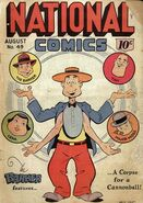 National Comics Vol 1 49