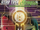 Star Trek/Green Lantern: Stranger Worlds Vol 1 5