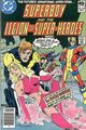 Superboy and the Legion of Super-Heroes 258