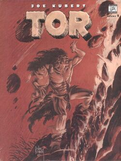 Cover for the Tor Vol. 2 Trade Paperback