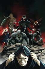 Laughs and his Secret Six