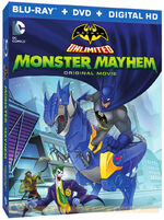 Batman Unlimited Monster Mayhem