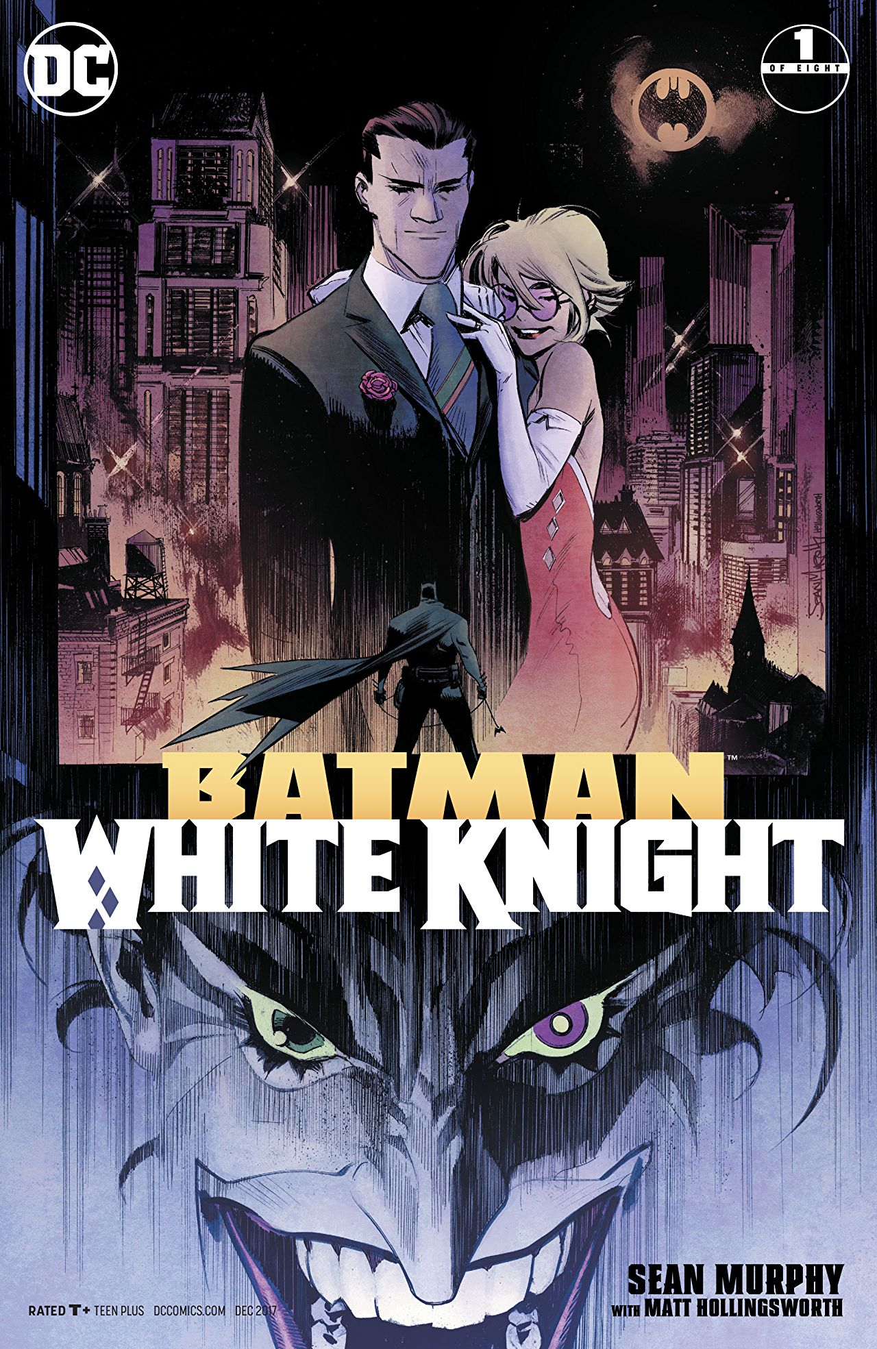 Slikovni rezultat za batman white knight