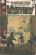 House of Mystery v.1 183
