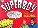 Superboy Vol 1 35