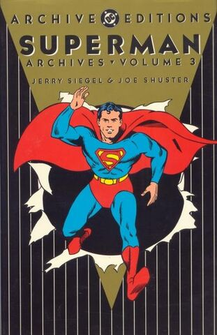 File:Superman Archives, Volume 3.jpg