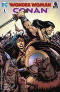 Wonder Woman Conan Vol 1 1