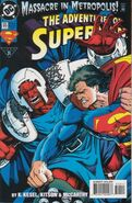 Adventures of Superman Vol 1 515