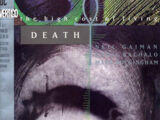 Death: The High Cost of Living Vol 1 1
