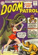 Doom Patrol v1 100