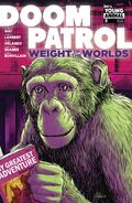 Doom Patrol Weight of the Worlds Vol 1 3