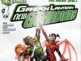 Green Lantern: New Guardians Vol 1 1