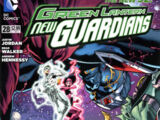 Green Lantern: New Guardians Vol 1 28