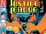 Justice League America Vol 1 66