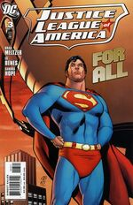 This issue shipped with an alternate cover illustrated by Chris Sprouse, Karl Story and Alex Sinclair.