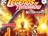 Legends of Tomorrow Vol 1 5