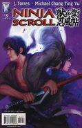Ninja Scroll Vol 1 3